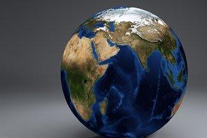 Earth Globe 21k