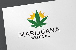 Marijuana Medical Logo