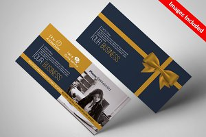 Corporate Business Gift Voucher