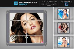 Photo Template 05