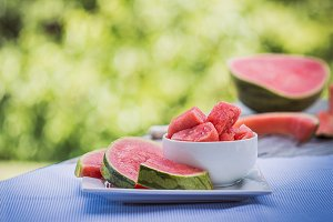 Watermelon and Summer
