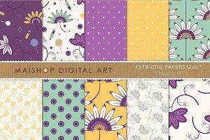 Digital Paper - Chiusca III