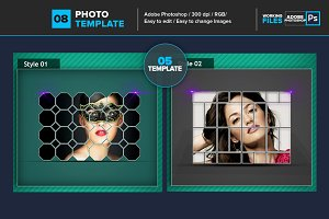 Photo Presentation Template 08