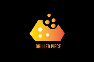 Grilled Piece Logo