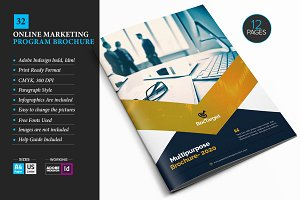 Multipurpose Brochure Template 32