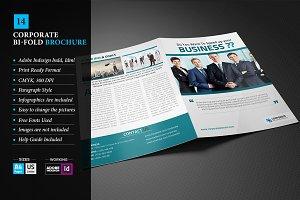 Bi-Fold Brochure 14