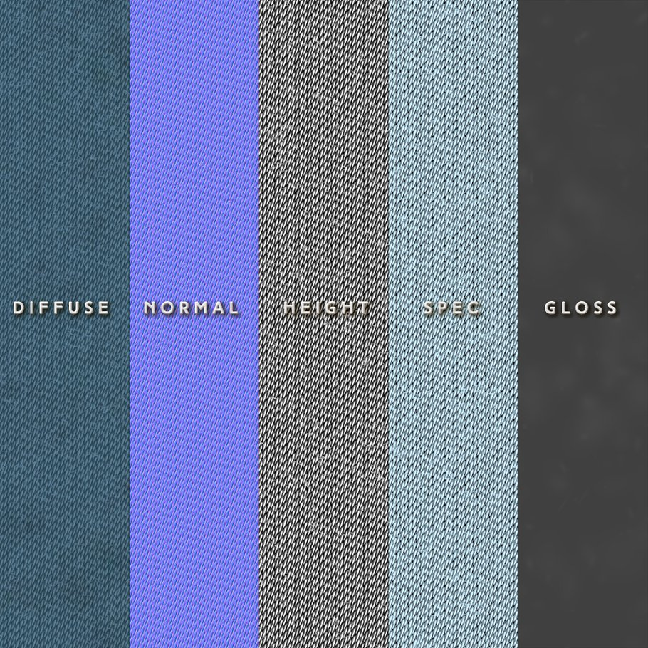 Cloth Pack (Tileable)