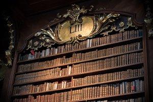 Hofburg Library