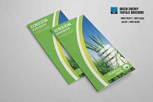 Green Energy Trifold Brochure-V539