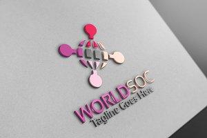 World Social Logo