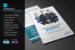 Bi-Fold Brochure 18