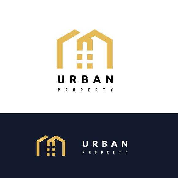 Urban Property Logo - Logos