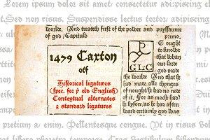 1479 Caxton OTF