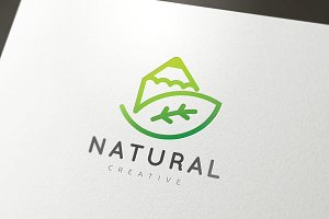 Natural Creative Logo