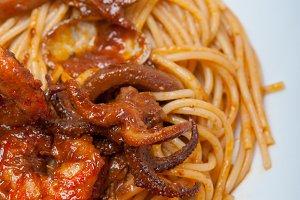 seafood spaghetti pasta