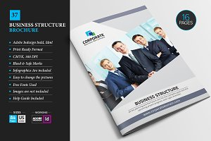Multipurpose Business Brochure 37