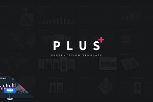 PLUS - Keynote Template