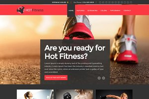Hot Fitness