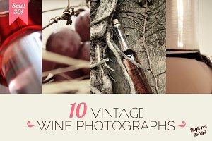 10 Amazing Wine Photographs