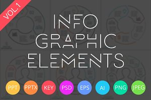 Infographic Elements Vol.1