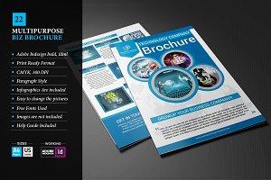 Bi-Fold Brochure 22