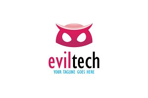 Evil Tech Logo