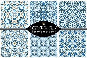 Set 16 - 6 Seamless Patterns