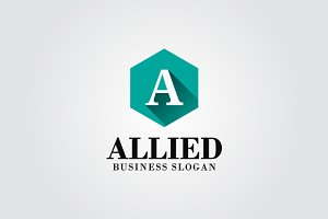 Corporate Letter A Logo