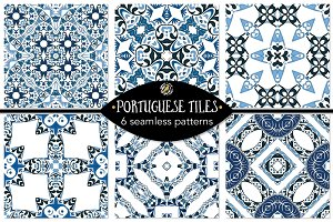 Set 20 - 6 Seamless Patterns