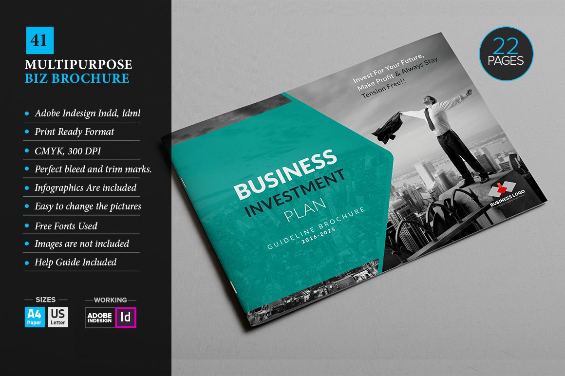 corporate brochures templates - corporate brochure template 41 brochure templates