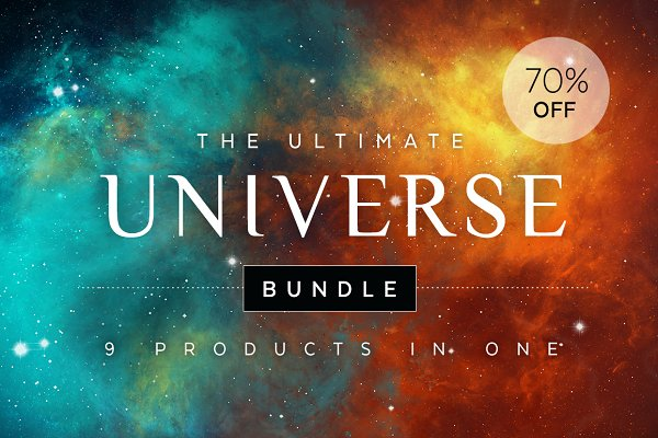 Ultimate Universe Bundle