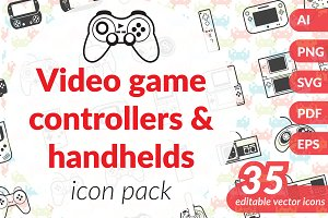 50% OFF - Gaming icon pack