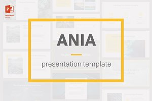 ANIA PowerPoint Template