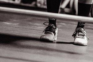 Crossfit Workout Black & White #12
