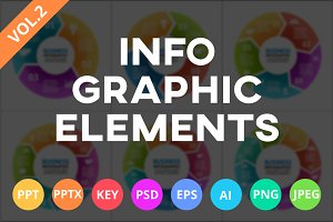 Infographic Elements Vol.2