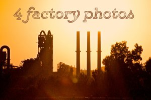 4 Factory Photos