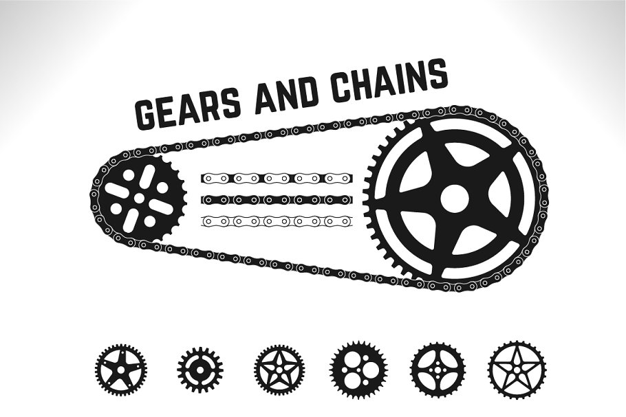Gears and Chains