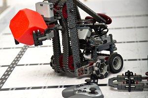 school project robot