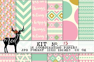 Background Paper Kit 15