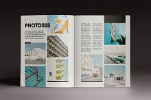 Multipurpose Magazine 7 Template