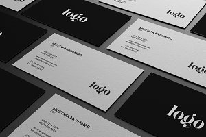 Clean Business Card 02