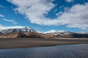 A Spring Day in Iceland