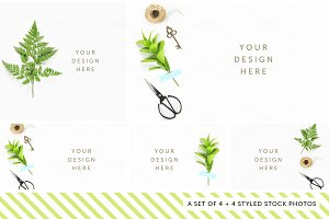 Styled Stock Photography Pack - 17