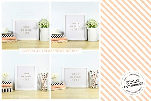 Styled Stock Photography Pack - 18