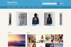 Store Pro - MultiPurpose, eCom Theme