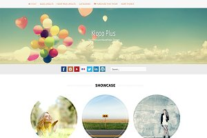 Klopp Plus - Stylish WP Theme