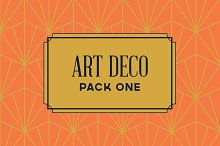 Art deco girls illustrations vol 2 illustrations on creative market - Deco vol ...