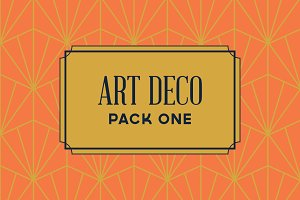 Art Deco Pack 1