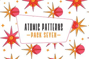 Atomic Patterns Pack 7