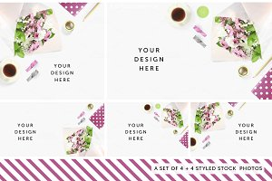 Styled Stock Photography Pack - 24